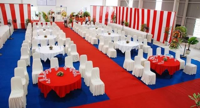 bàn ghế sự kiện
